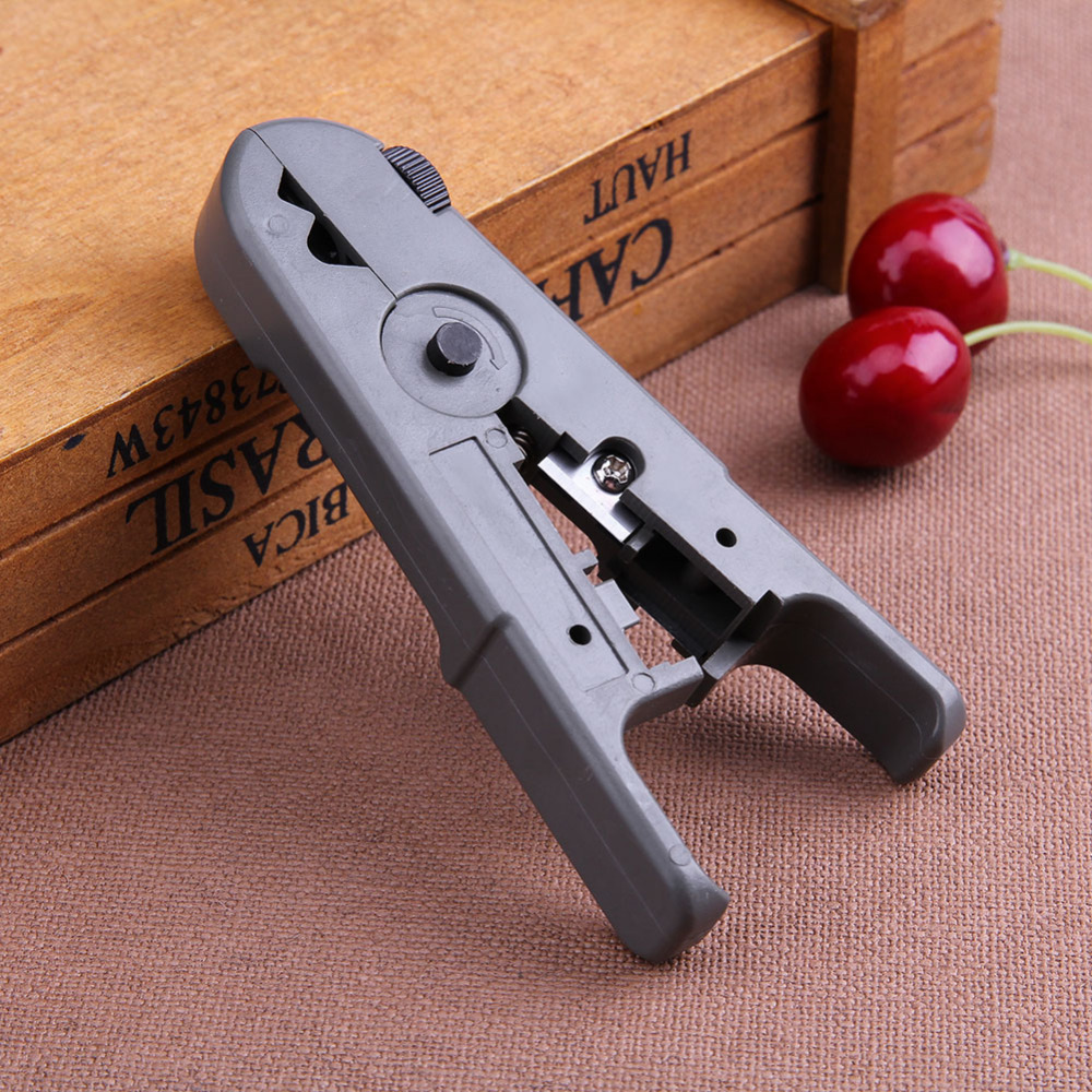UTP/STP Wire Stripper Cable Crimping Stripping Pliers Hand Adjustable Network Wire Cord Cutting Tool Networking Tools Multitools