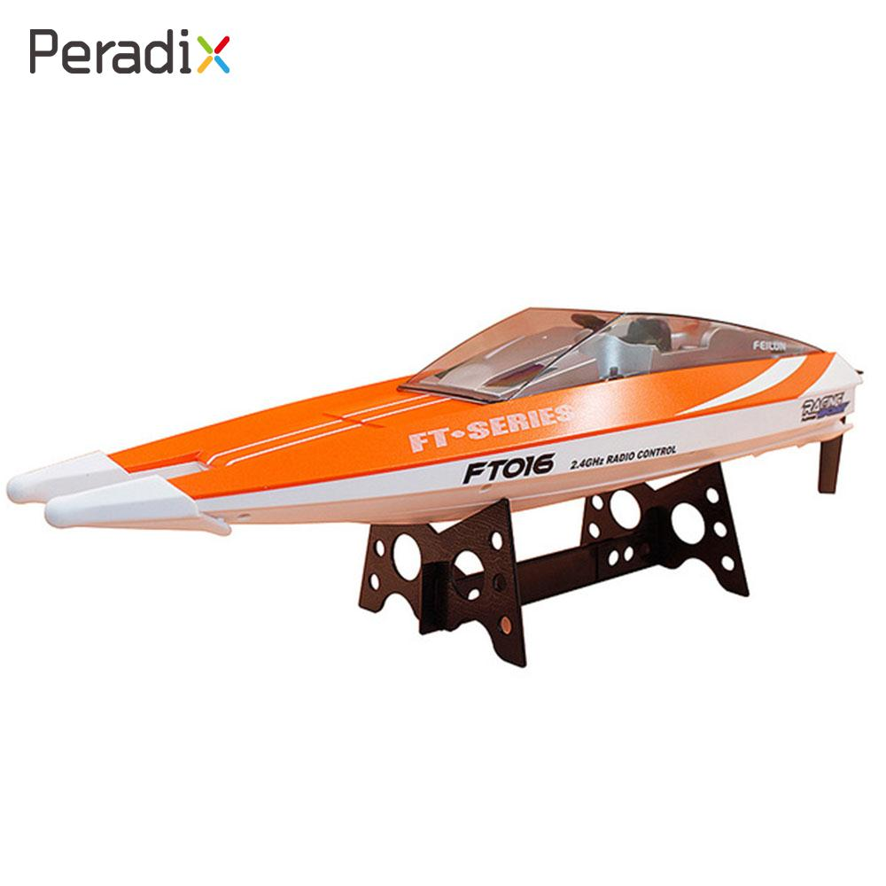 2018 Efficient Speedboat Outdoors Racing Boat Rc River Durable Swimming Pool Remote Control Boat Drop Shipping full cube precut foam for case sq1284 without the hard case