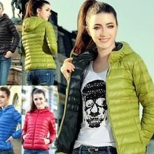 Новинка, модное женское пуховое короткое дизайнерское пальто, зимняя хлопковая стеганая куртка, женская тонкая однотонная верхняя одежда на молнии, DF-081
