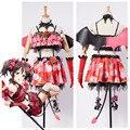 LoveLive! Love Live New UR Nico Yazawa Little Demon Transformed Uniform Halloween Party Cosplay Costume Full Set Custom Made