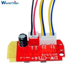 Image 3 - DC 3.7V 5V 3W dźwięk cyfrowy płyta wzmacniacza podwójna płyta DIY głośnik Bluetooth modyfikacja dźwięk moduł muzyczny Micro USB