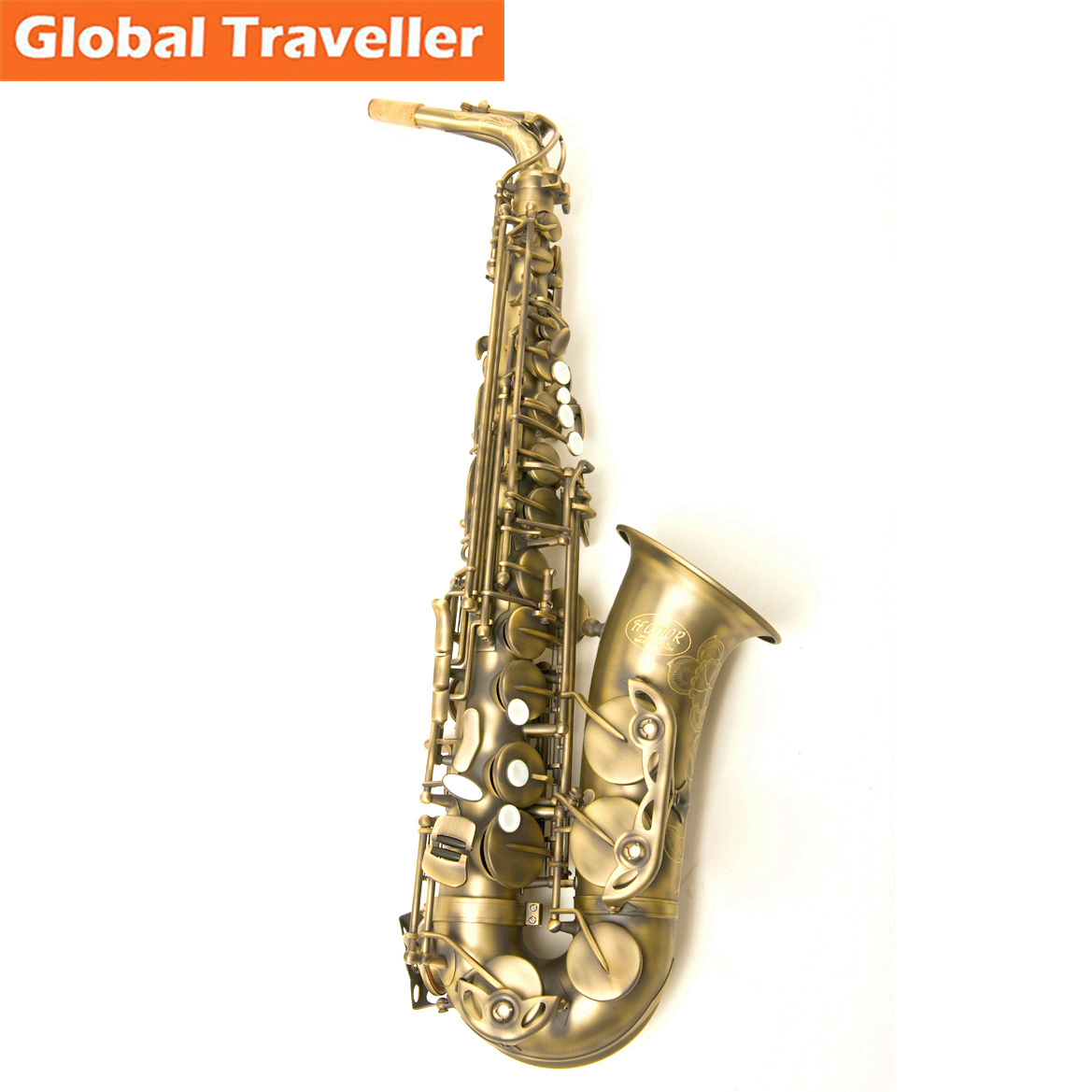 Antique copper Eb Alto Sax Eb Alto Saxophone E flat Sax Woodwind instruments Jazz Sax Blues Pop Classical saxophone style alto saxophone new eb selmer silver alto saxophone plated brass musical instruments professional saxophone alto sax e flat