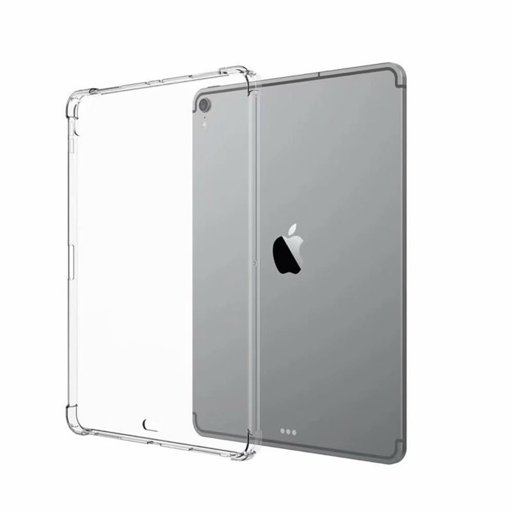XSKEMP ультра тонкий прозрачный мягкий Силиконовый ТПУ чехол для планшета для iPad Pro 9,7 2016 A1673 A1674 A1675 задний Чехол бант Чехол