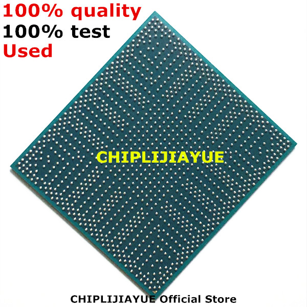 100% Test Very Good Product Sr1w5 N2807 Chip Ic Reball With Balls Bga Chipset In Stock Mild And Mellow