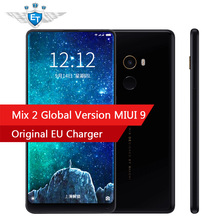 "Full Screen 2.0 Xiaomi Mi Mix 2 6GB Global Version Smartphone Snapdragon 835 Octa Core 4G LTE 5.99"" 2160x1080P QC3.0 NFC MIUI 9(China)"