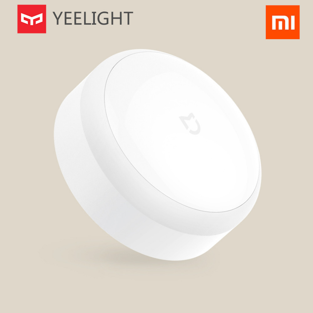 Xiaomi Mijia Yeelight LED Night Light Infrared Remote Control Human Body Motion Sensor For Xiaomi Mi Home Smart Home