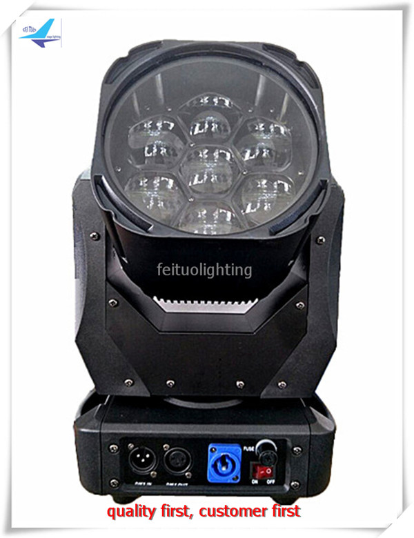 Free shipping 12xlot Lyre Led Zoom Moving Head Wash 7x40W 4in1 Quad RGBW Beam Moving Head Zoom Led Light For Dmx Stage Dj Disco free shipping 3wx36 rgb moving head wash professional dmx disco light show new product for 2016