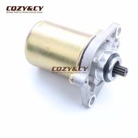 11 teeth Electric starter motor for KYMCO 50 Cx Super Dj W X Djy Fever Zx Eu2 50 K12 50 Kb50 104002