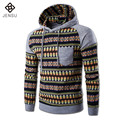 2016 Men Hoodies Hombre Sweatshirts Streetwear Outwear Sportswear Autumn Men's Casual Fashion Slim Fit Male Hoodies Pullovers