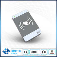 ISO 14443 USB 13.56 mhz Android USB NFC smart card Reader Connected to PC/Mobile With free SDK --ACR1256