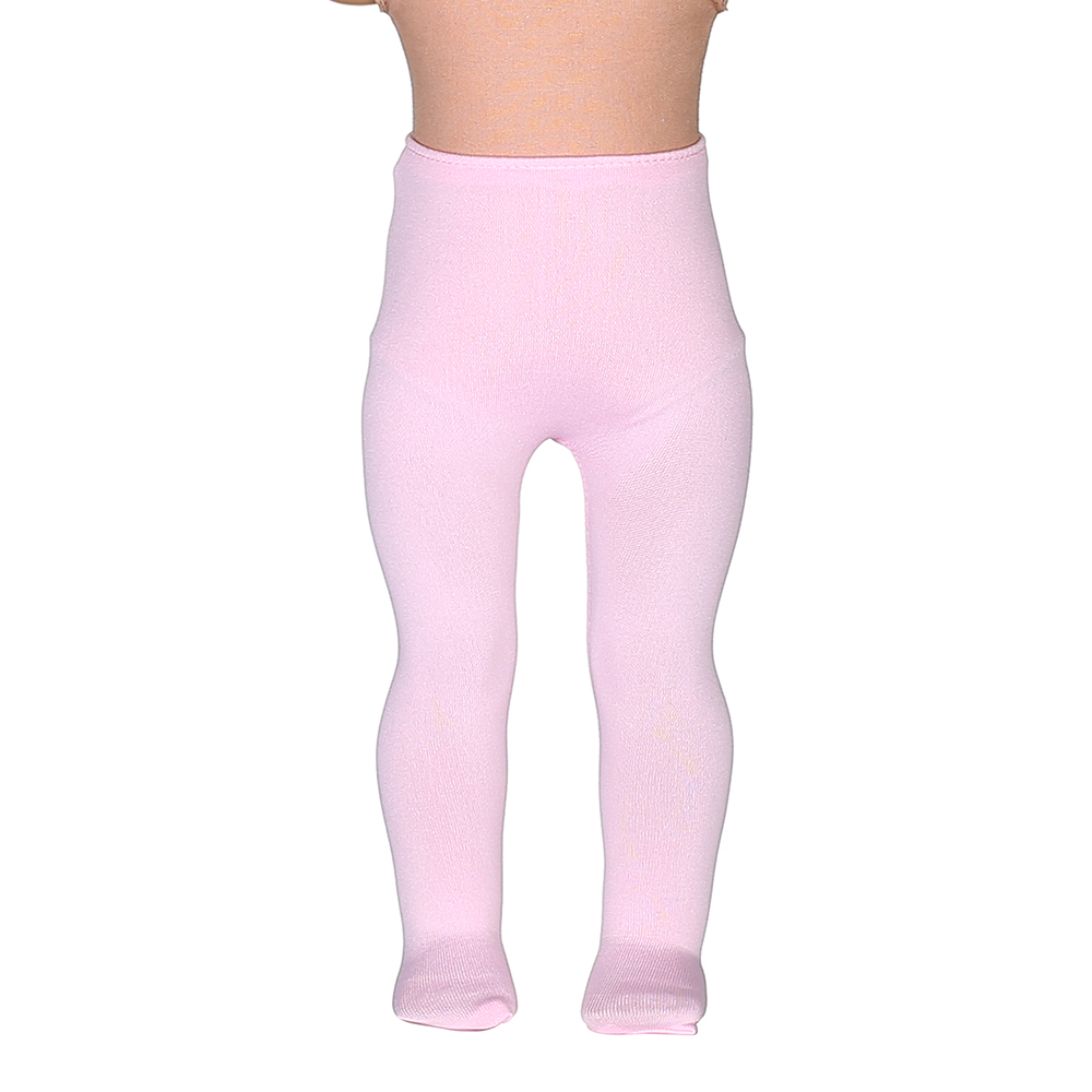 Высокое качество розовый Леггинсы для женщин для 18 дюймов American Girl Doll/Детские подарки b858
