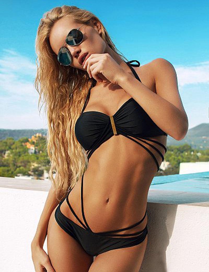 Fille Sexy En Maillot 2017 femmes maillot de bain sexy jeune fille bikini ensemble