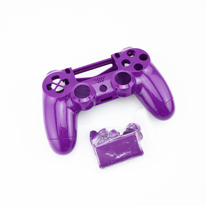 Image 2 - Gloss Controller Shell For Play Station 4 Cover Price Games Replacement Original Wireless Custom For PS4 Housing