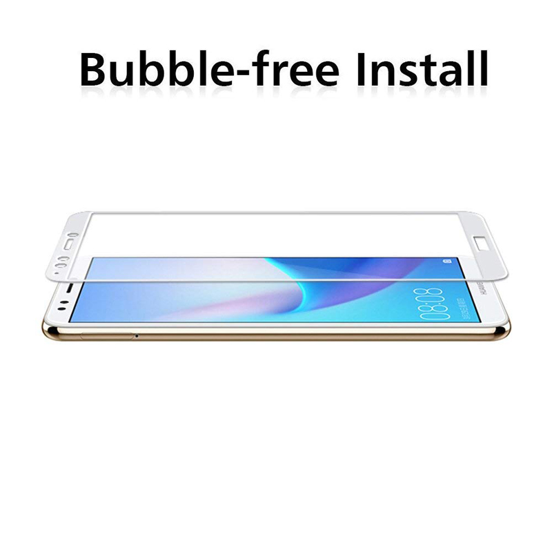 9H Full Coverage Tempered Glass For Huawei Honor 7A Pro AUM AL29 7A 5 45 quot For Honor 7C AUM L41 5 7 quot 7C Pro Screen Protector Sklo in Phone Screen Protectors from Cellphones amp Telecommunications