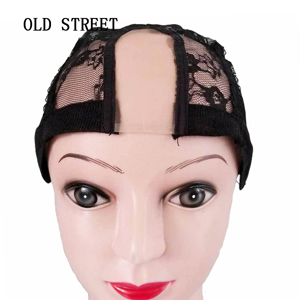 fazer perucas preto cúpula boné peruca cabelo