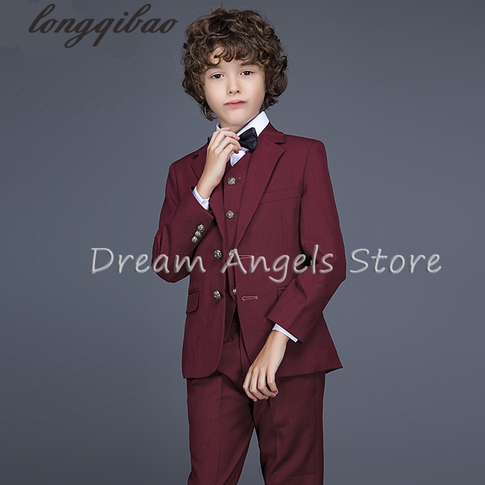 Hot sale top quality baby boys Spring Autumn casual blazers jacket wedding suits for boy formal children clothing kids prom suit autumn clothing set for baby boys wedding suits 3 piece kids blazers jackets boys tuxedo boys blazers suit children formal suit
