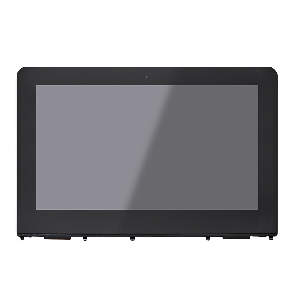 11.6''LCD Touch Screen Glass Assembly+Bezel For HP Stream x360 11-aa011ur 11-aa010ur 11-aa008ur 11-aa014la 11-aa010nd 11-aa032la ультрабук трансформер hp stream x360 11 aa000ur y7x57ea y7x57ea