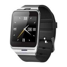 Smartch bluetooth smart watch gv18 para apple iphone ios android teléfono Desgaste de la muñeca Soporte de Sincronización de reloj inteligente Tarjeta Sim PK DZ09 GT08