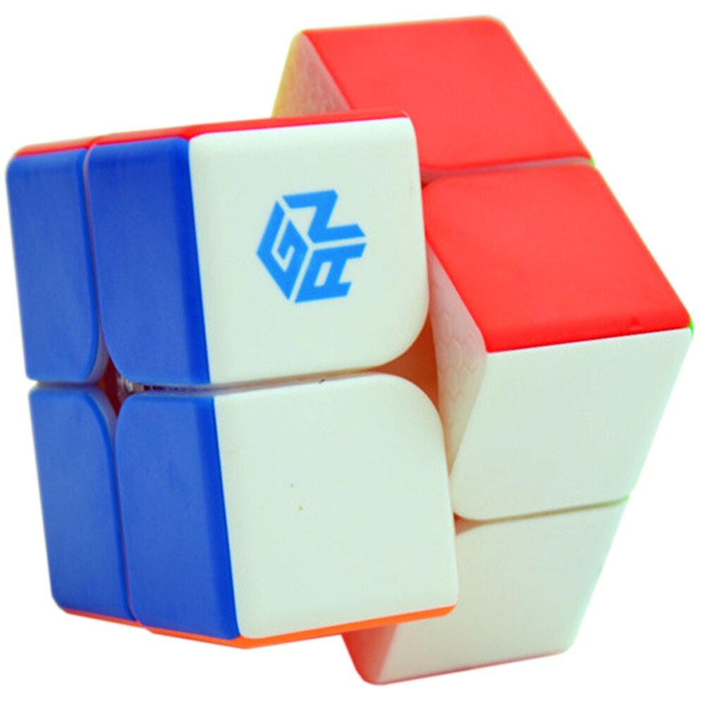 Cube magique magnétique GAN 249 V2 2*2*2 sur 2x2x2 vitesse professionnelle Cubo Megico Puzzle jouet pour enfants
