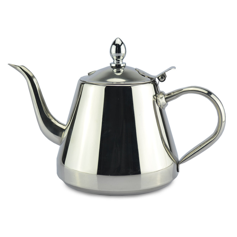 Free Shipping new style 1000ml 1300ml high quality stainless steel teapot teakettle Water Kettles suitable for