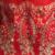 Balck/Ouro/Vermelho Sparkly Lantejoula Pérolas Apliques Árabe Vestidos de Noite Longo Robe De Soirée Formal Do Partido Da Noiva Prom vestido DubaiGT77