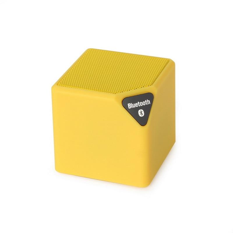 <font><b>Cube</b></font> <font><b>Bluetooth</b></font> <font><b>Speaker</b></font> X3 Mp3 Music Player Soundbar USB Caixa De Som Support TF Card Woofer Subwoofer Loudspeakers with Mic