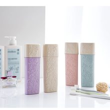 1PC Travel Portable Toothbrush Holder Toothpaste Storage Box Holder Cup Wash Toothbrush Organizer Toothbrush Storage Holder