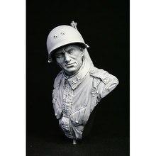 Kit de busto de modelo de figura de resina, sin montar, sin pintar, BUST361, 1/9