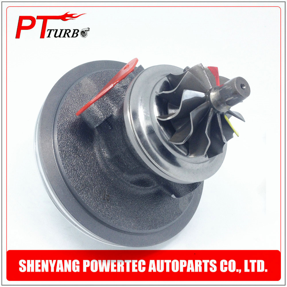 Auto turbo replacement parts K03 turbocharger cartridge turbo chra core 53039880048 / 53039700048 for Volvo S40 I 1.9 D