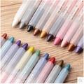 100pcs eye pen pearl white waterproof eyeliner pen multi-color pen