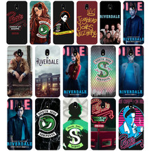 235WE Riverdale Soft Silicone Tpu Cover phone Case for Samsung j3 j5 j7 2015 2016 2017 j330 j2 j4 prime j4 j6 Plus 2018(China)
