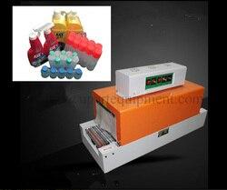 Automatyczna handlowa kurczenie się maszyna do pakowania w folię
