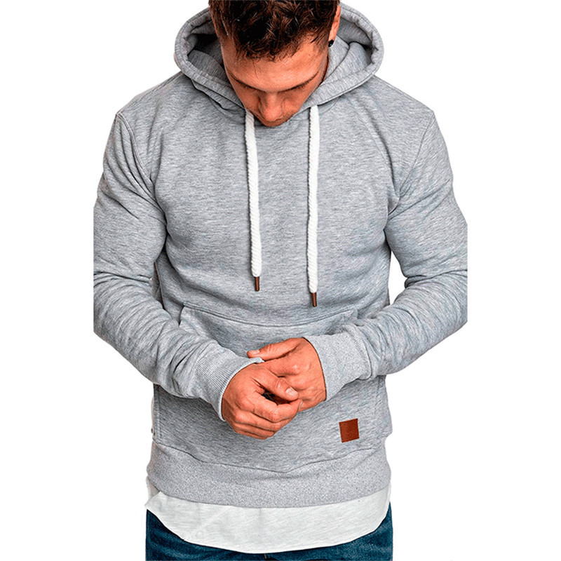 Covrlge Mens Sweatshirt Long Sleeve Autumn Spring Casual Hoodies Top Boy Blouse Tracksuits Sweatshirts Hoodies Men MWW144 3