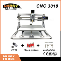 High Quality CNC 3018 DIY CNC Laser Engraving Machine 0 5 5 5w Laser Pcb Milling