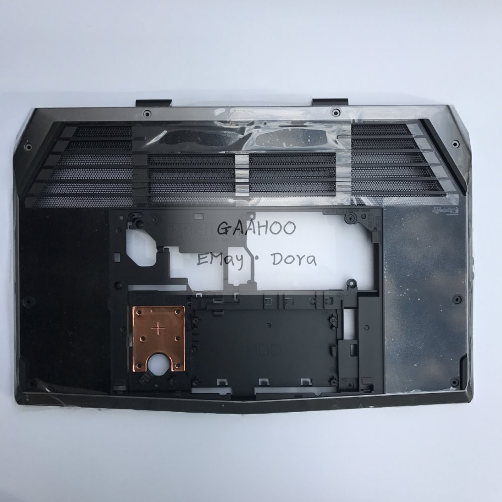 New emay GAAHOO laptop parts for DELL alienware 15E-R2 bottom base DPN:CN- 0Y5FKV Y5FKV new bottom base box for dell inspiron 15 5000 5564 5565 5567 base cn t7j6n t7j6n