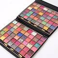 2017 Spring 3D Delicately Wet Eye Shadow Professional Mixed 48 Colors Eyeshadow Palette Glitter Color Shimmer Beauty Makeup Set