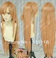 New Sword Art Online Asuna Yuuki Braid Cosplay Wig