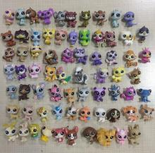 Lots of Random LPS Pet Collection Figure Dog Puppy Cat Kitty Animals Child Loose Cute Toys