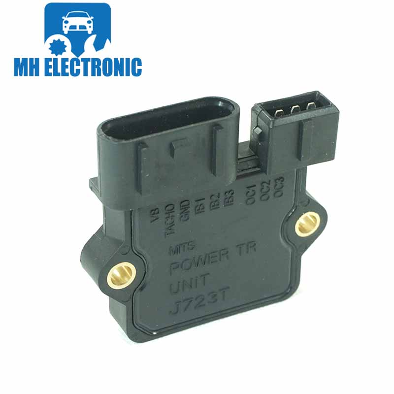 Mh Electronic Ignition Control Module Power Tr Unit For Dodge Stealth Mitsubishi Diamante 3000gt Galant J723t Md326147 Md338997 Professional Design