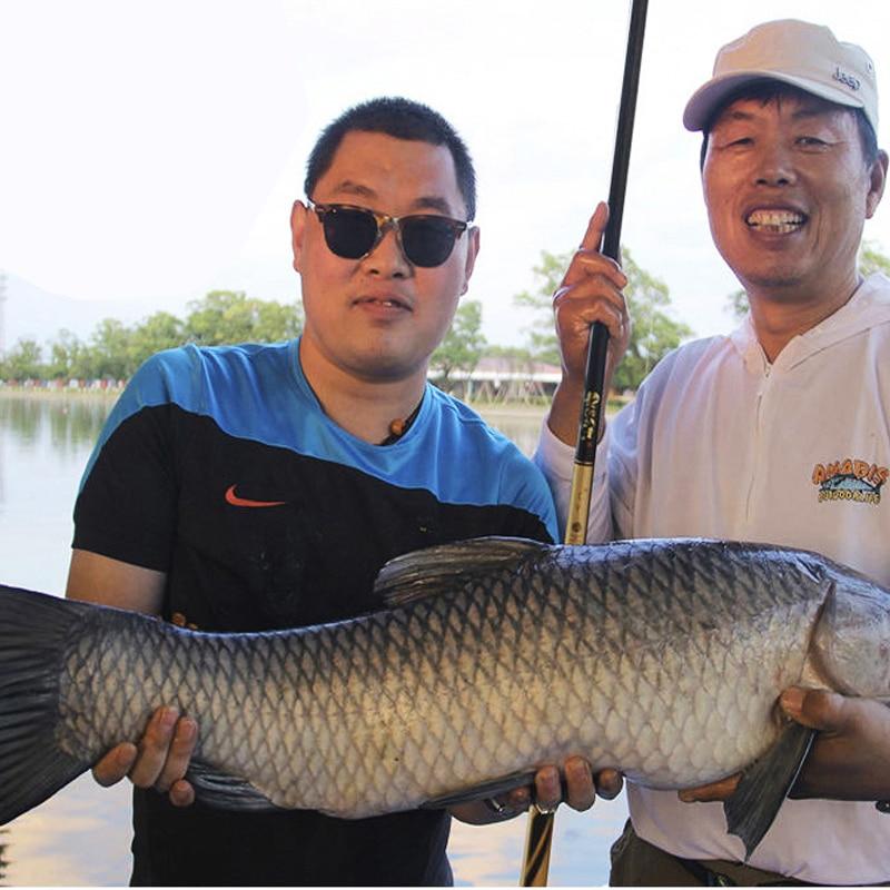 MENGJIANGTune superhard carbon ultralight rod carp fishing rods meter 6.3.6 4.5.4 m afraid Giants workmanship