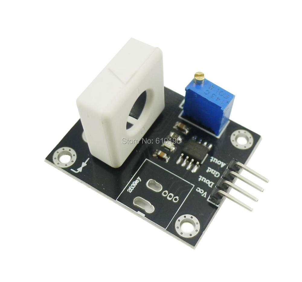 WCS1800 35A Hall Current Sensor