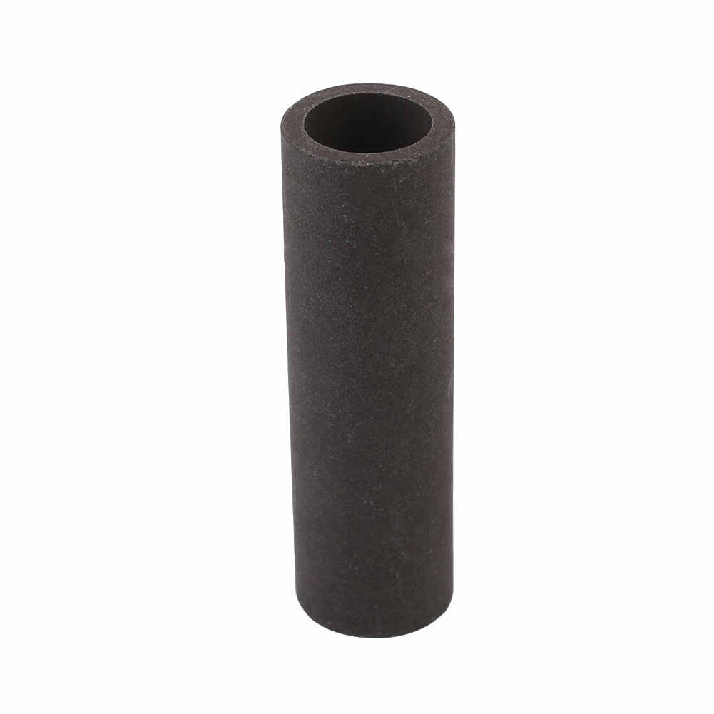 Ceramic Simulation Spawn Tube Aquarium Fish Tank Hiding Breeding Parts Grey