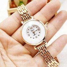 New Luxury Ladies Small Quartz Watch Bracelet Jewelry