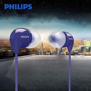 Image 2 - Philips SHE3590 Profesyonel Kulak Kulaklık Çok renk seçimi ile Stereo Bas Kulakiçi Kablolu Kulaklık için Resmi Test