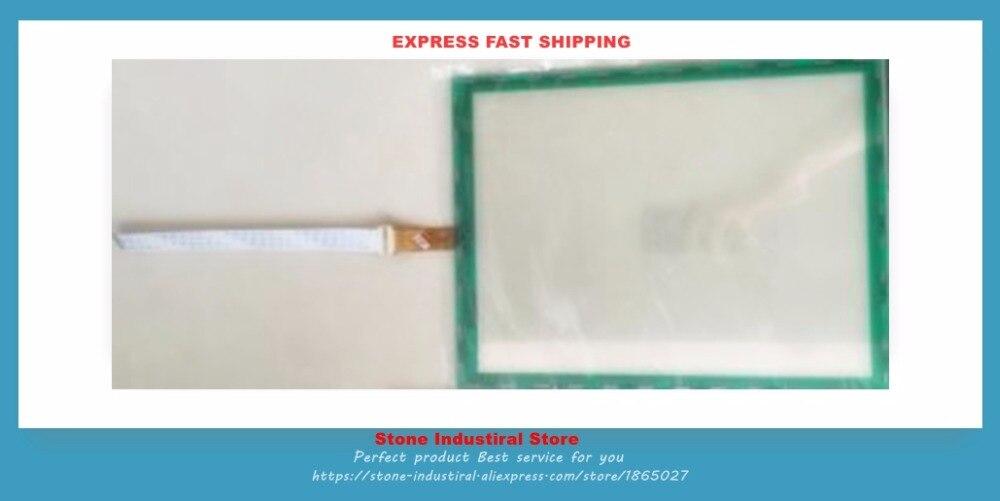 N010-0551-T255 12.1 pouces 7 fils tactile panneau de verreN010-0551-T255 12.1 pouces 7 fils tactile panneau de verre