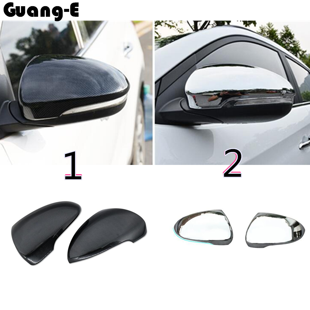 High Quality Abs Decoration Car Stick Rear View Rearview