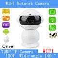 1.3MP Ночного Видения Мини умный робот камеры HD беспроводная камера P2P WIFI мобильный пульт дистанционного дома камеры видеонаблюдения смотреть Цзябао