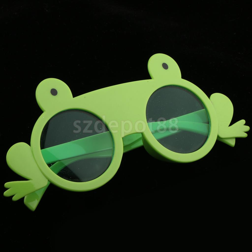 Funny Kid Novelty Little Frog Party Glasses Eyeglasses Halloween Fancy Dress