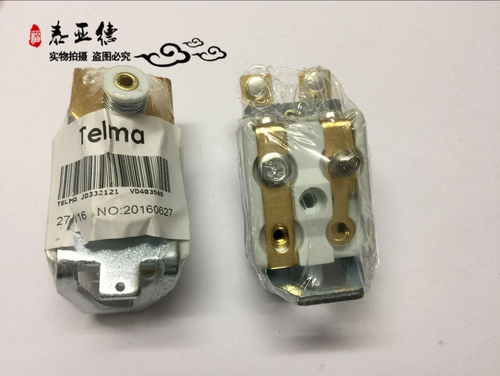 Brake system Telma retarder relay dynamic and static contact with white saddle for Yu Tong bus and King Long bus 1pc