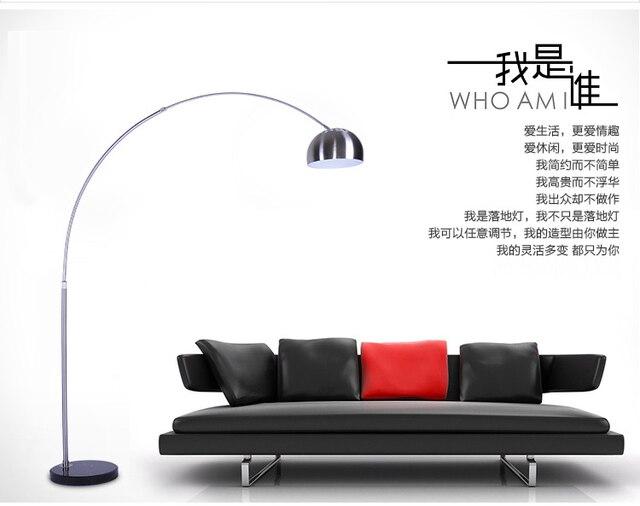 Nouveau moderne contemporain lampadaire salon plancher Éclairage